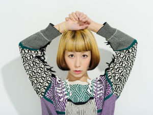 木村カエラ-髪型-ボブ-ゴールド
